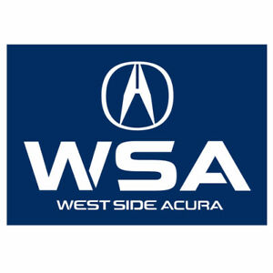 West Side Acura Wants Your Honda / Acura! Free Appraisals