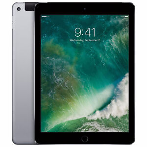 Apple iPad Air 2 32GB with Wi-Fi + Cellular - Space Grey