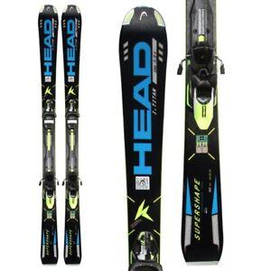 Head Supershape Titan Skis length 163cm