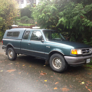 1996 Ford Ranger XL Pickup Truck
