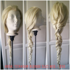 Selling: Arda Wigs and Generic Cosplay Wigs