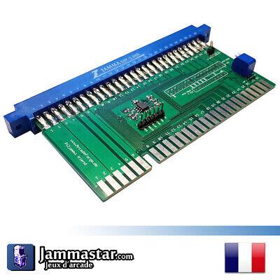 Jamma Friend RGB Amp PCB Pi2Jamma - Raspberry to Jamma Arcade