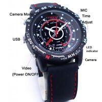 Waterproof Spy Wrist Watch Mini DV Camera /Video