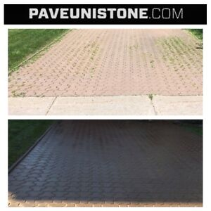 HIGH PRESSURE CLEANING DRIVEWAY'S, CONCRETE, AROUND POOLS, STONE West Island Greater Montréal image 8