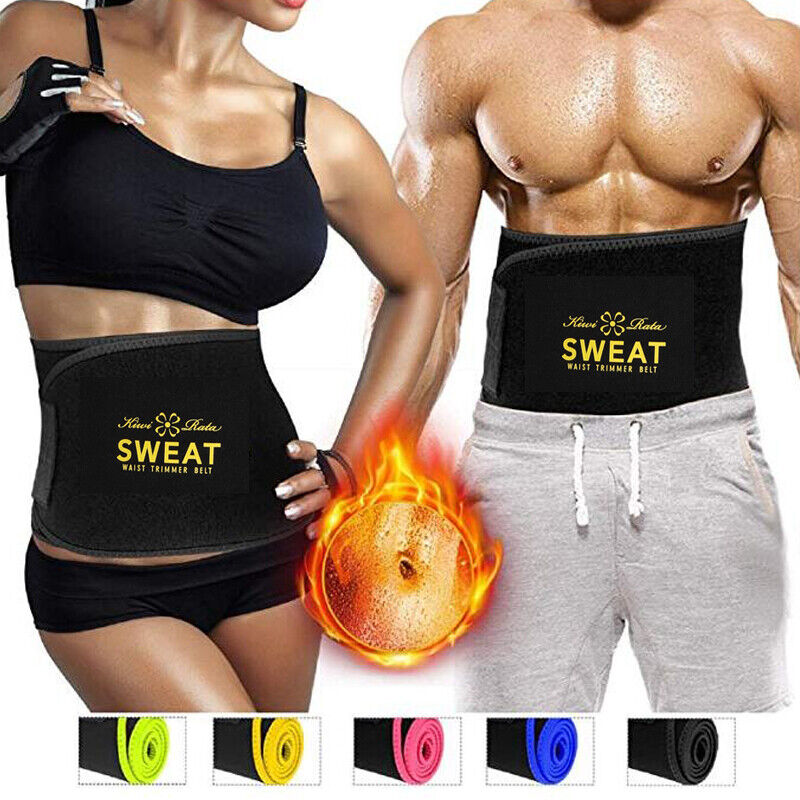 sweat waist trainer body shaper xtreme power