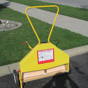 LIQUID FERTIIZER/WEED CONTROL SPREADER...NO BLOW BACK