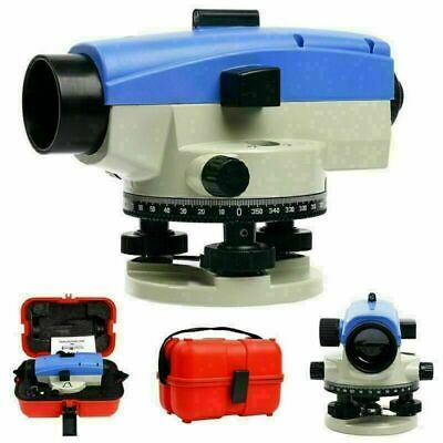 High Precision Portable 32x Automatic Optical Level Transit Survey With Case