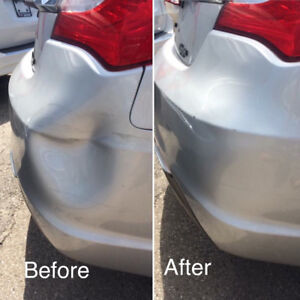 Paintless dent removal - same day repairs