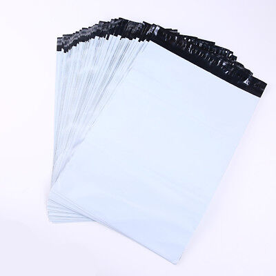 100pcs 12x15 Poly Mailers Shipping Envelopes Couture Boutique Quality Bags