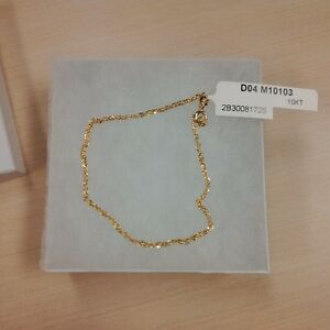 Looking for a gift for Her? Brand New 10KT Gold Bracelet