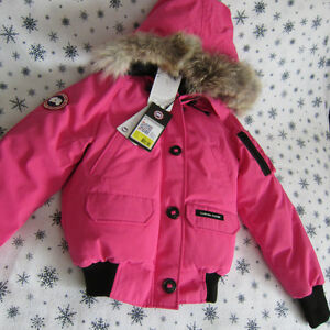 Women'sXS *Canada Goose! CHILLIWACK! BOMER JACKET*BRND NEW-Tags