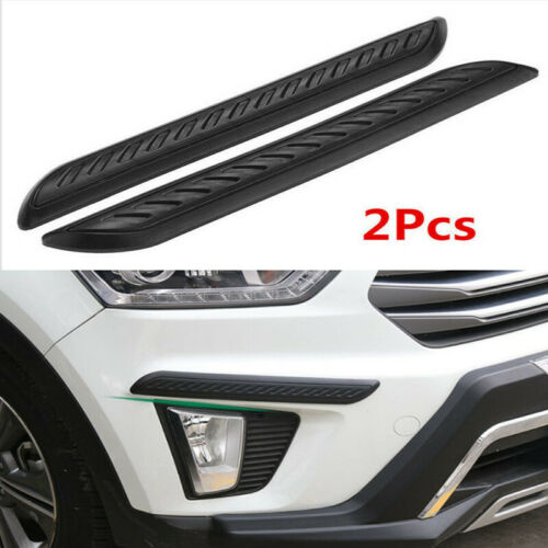 Car Parts - Parts Accessories Rubber Car Rear Bumper Protector Guard Anti Scratch Pad Black