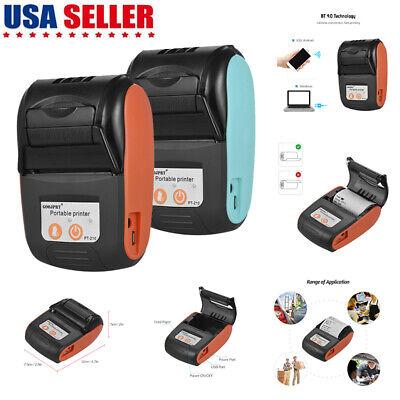 Mini 58mm Handheld Wireless Pocket Mobile Pos Thermal Receipt Printer