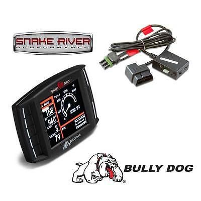 BULLY DOG TRIPLE DOG GT DIESEL TUNER FOR 13-17 DODGE RAM CUMMINS W UNLOCK