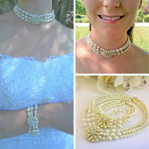 Beautiful Jewelry and Accessories for your Wedding Day!