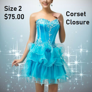 *NEW* Short Prom Dresses
