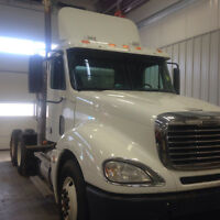 Call Syed Now for 2009 Freightliner Columbia Daycab,13spd