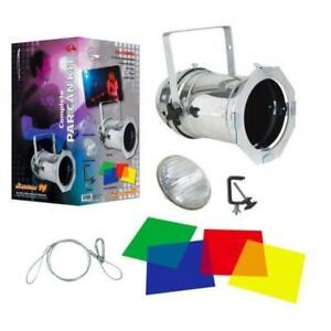 4 x American DJ ADJ PAR CAN Kit 64 Combo 500W Lamp Stage Light - 4 Sets