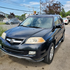 ACURA MDX 2006 AUTOMATIC TOURING EDITION