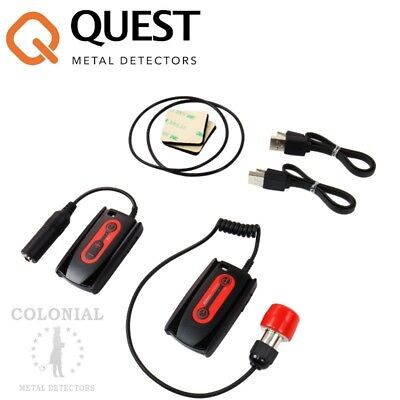 Quest Wireless Transmitter And 14 Receiver- Garrett At Progold Atx Infinium