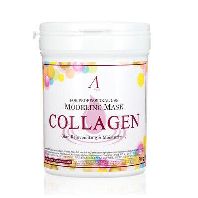 Powder Pack ([ANSkin] Modeling Mask Powder Pack - 240g / Collagen #Korean Cosmetics #K-Beauty)