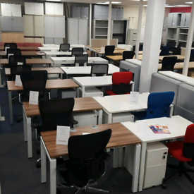 CITY USED OFFICE FURNITURE FREE INSTALLATION
