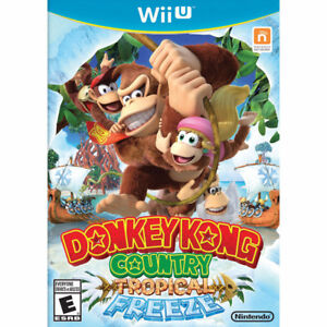 Donkey Kong Country: Tropical Freeze - $30 OBO