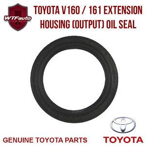 toyota v160 161 getrag extension housing output oil seal Installing a New Oil Filter Oil Filter Installation