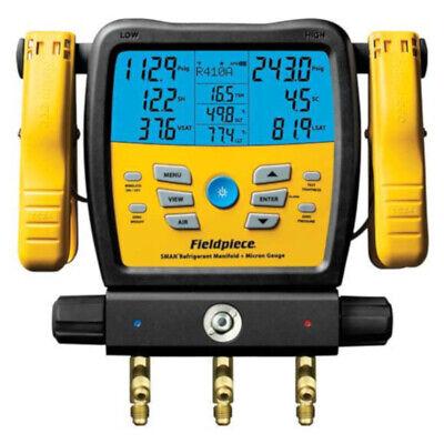 Fieldpiece Sm380v Sman Digital Manifold Wireless Datalogging
