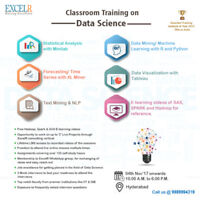 Data Science Course in Hyderabad 20%OFF