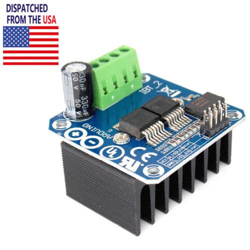 BTS7960 43A High Power Motor Driver Module for Arduino Intelligent Vehicle Robot