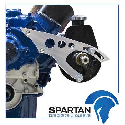 Ford Small Block Power Steering Bracket - 289, 302, 351W (Saginaw Pump) Aluminum