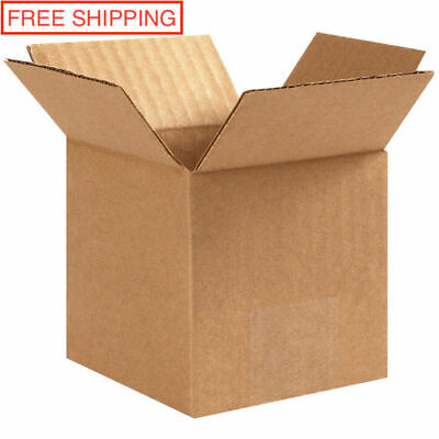 X25 Extra Small Cardboard Shipping Boxes - 4 X 4 X 4in 10x10x10cm