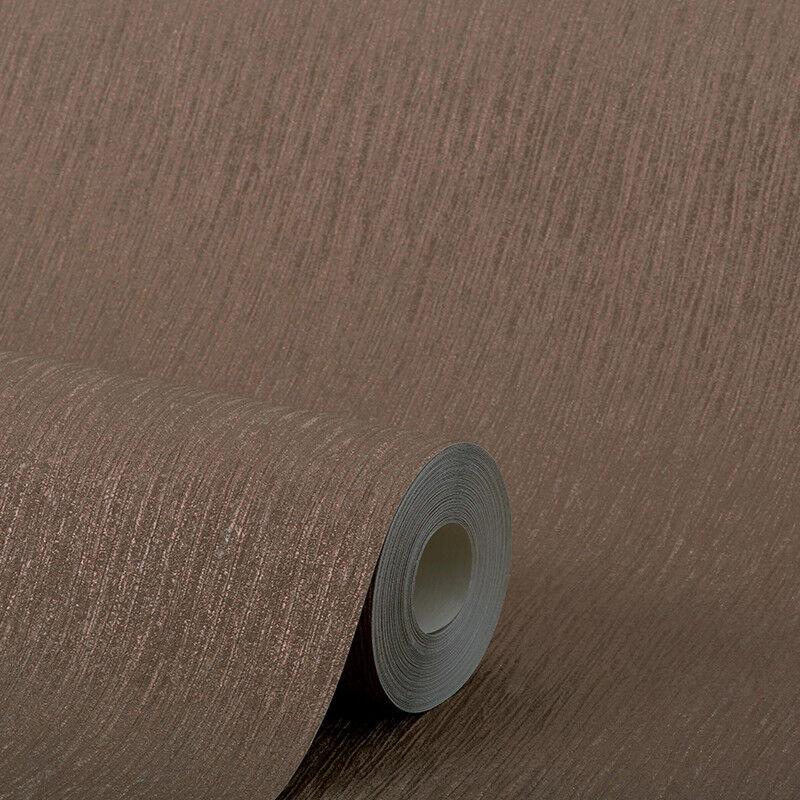 Luxury Glitter Encrusted Wallpaper Debona 8998 Plain Crystal Rose Gold