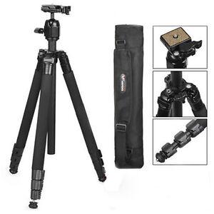 Pro Photo Studio Camera Tripod Stand Canon Nikon DSLR WF-6662A Climbing FANCIER