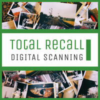 Total Recall Photo and Slide Scanning
