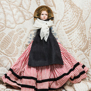 Lenci-Like Doll