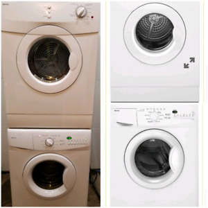 "Maytag 24"" apartment size washer and dryer"