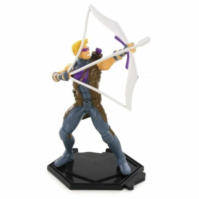 Marvel Avengers Hawkeye Comansi Toy Figure Cake Topper
