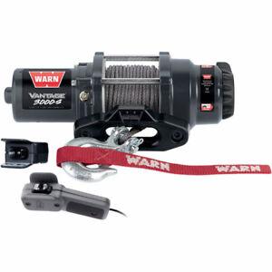 Winch - Warn Vantage 3000 Synthetic - AMAZING PRICE & WARRANTY