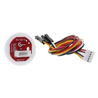 Bh1750fvi Digital Light Intensity Sensor Module Compatible Arduino Microbit