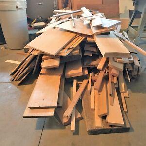 Assortedwood of hard and soft woods  sale