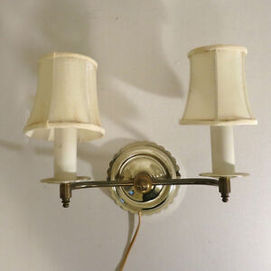 Vintage Antique Light Wall Lamp