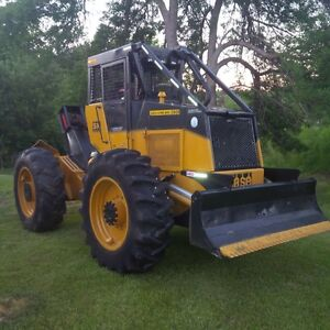 Skidder for hire or logging contractor Peterborough Peterborough Area image 4