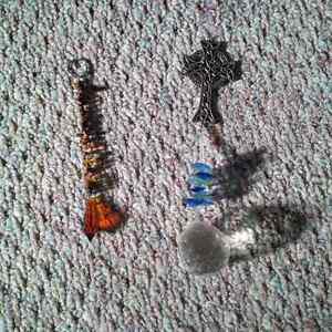 Crystal/Precious Stone Window Charms