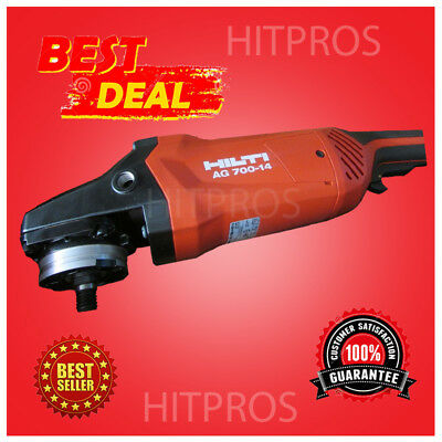 Hilti Angle Grinder Ag 700-14d Brand New Fast Shipping