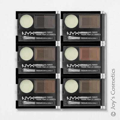 "1 NYX Eyebrow Cake Powder - Eye Brow ECP ""Pick Your 1 Color"" *Joy"