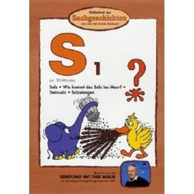 BIBLIOTHEK DER SACHGESCHICHTEN(S1):SALZ-SPEZIAL DVD NEU