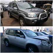Nissan X-trail Wrecking Parts Malaga Swan Area Preview
