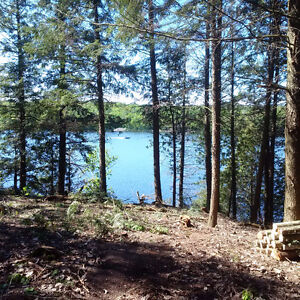 Waterfront Lots For Sale on Beautiful Kennebec Lake
